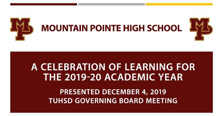 Celebration of Learning of the 2019-20 Academic Year