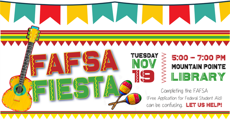 FAFSA Fiesta Night