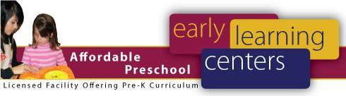 early learning center link