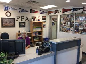 PPA front office