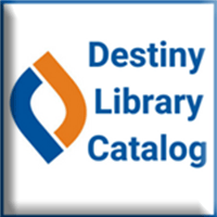 Destiny Library external link button