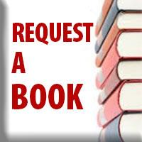 Request a Book Form button