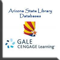 AZ State Library Databases external link button