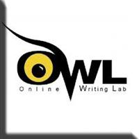 Online Writing Lab button