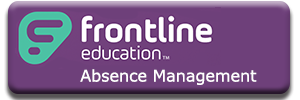 Frontline Absence Management button to external link