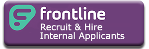 Frontline Button for Recruit & Hire Internal Applicants