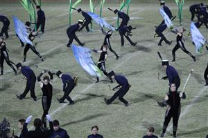 DV Marching Band State Championship performance