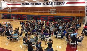 McClintock Challenge Day