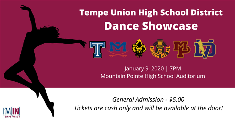 TUHSD Dance Showcase