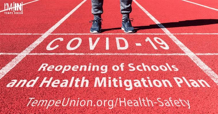 Please click here for updated information on health & safety, as well as TUHSD's Health Mitigation Plan.
