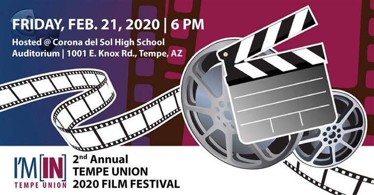 2nd Annual TUHSD Film Festival