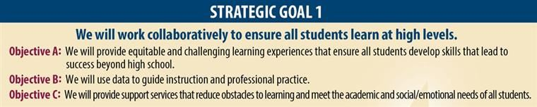 Strategic Goal 1