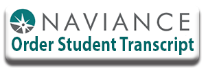 Order Student Transcript Information Button