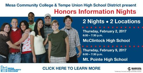 MCC Honors Information Nights