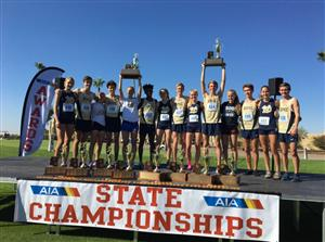 DV Cross Country State Champs