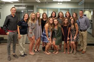 DV Swimming & Diving State Champs