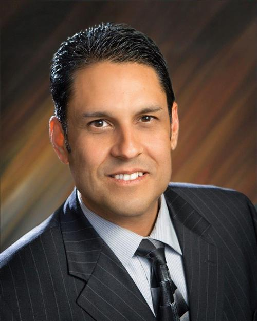 John Meza, TUHSD Interim Director of Student Affairs & District Safety