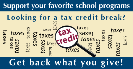 Tax Credit Info – Mountain Pointe Boys Golf